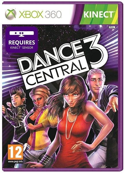 Dance Central 3 (Kinect) (Xbox 360)
