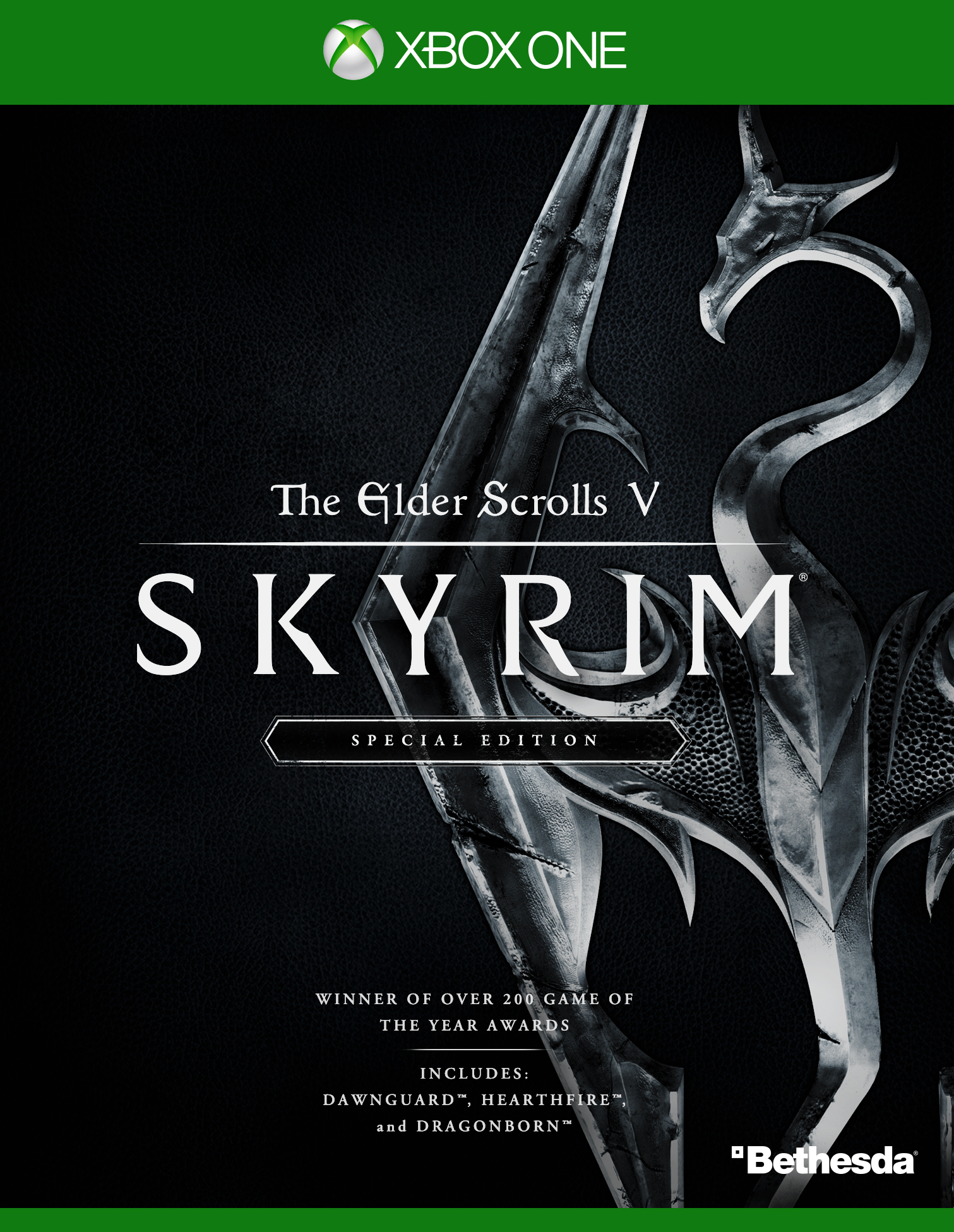 The Elder Scrolls 5: Skyrim (Xbox One)