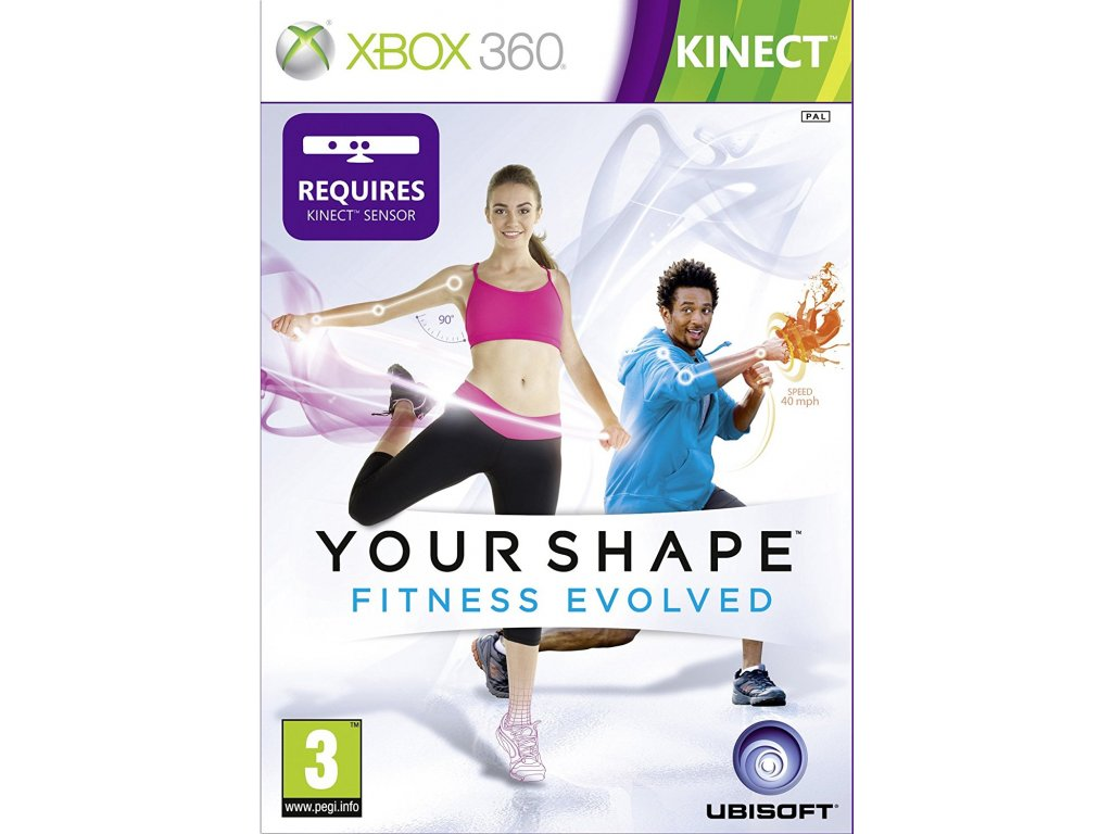 Your Shape Fitness Evolved (Kinect) (Xbox 360)