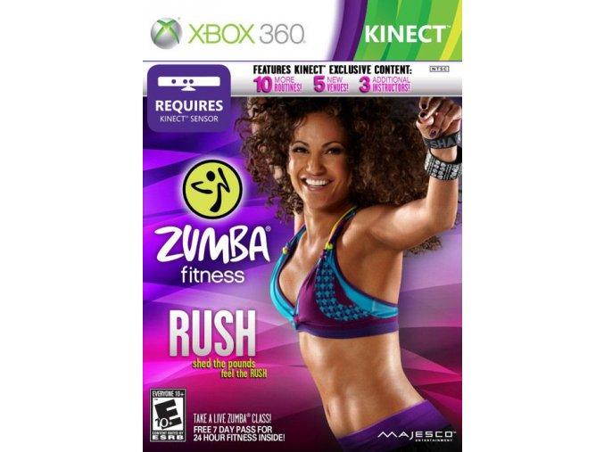 Zumba Fitness Rush (Kinect) (Xbox 360)