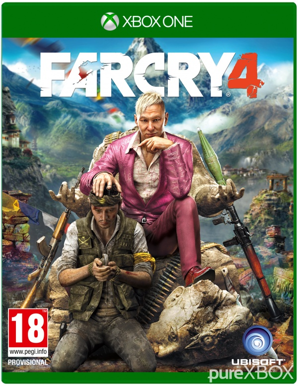 Far Cry 4 CZ (Xbox One)