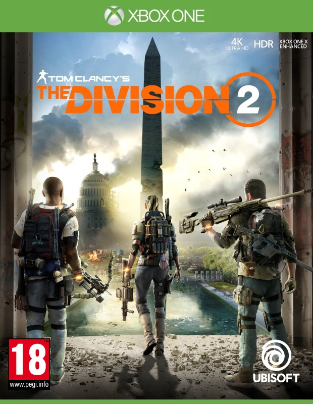 Tom Clancy's The Division 2 CZ (Xbox One)
