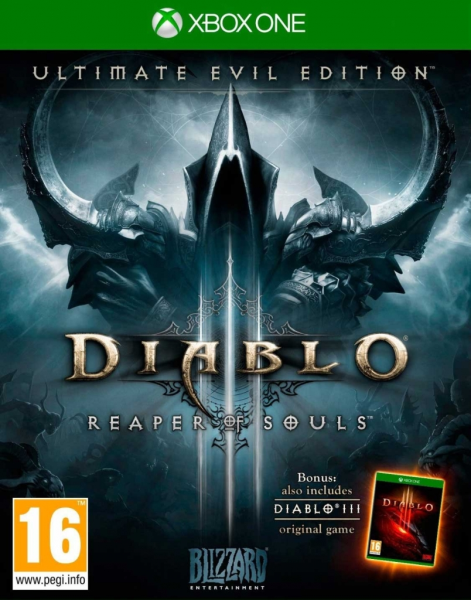 Diablo 3: Reaper of Souls - Ultimate Evil Edition (Xbox One)