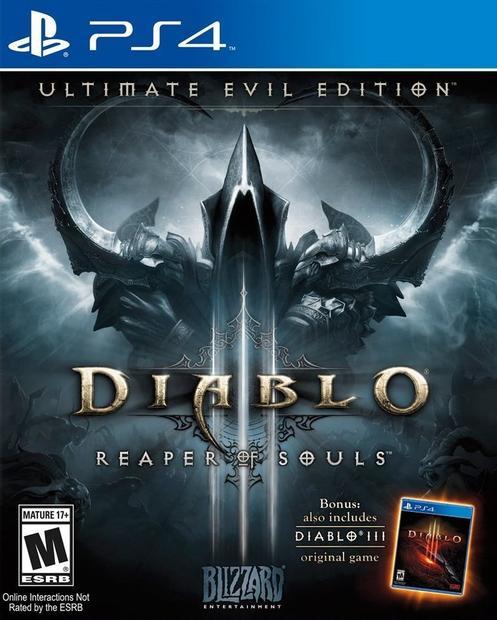 Diablo 3: Reaper of Souls (PS4)