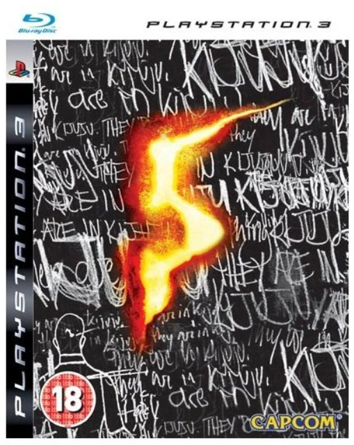 Resident Evil 5 Limited Edition Steelbook (PS3)