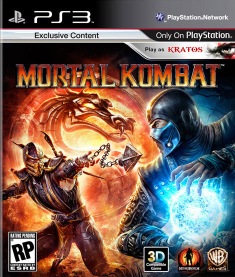 Mortal Kombat 9 (PS3)