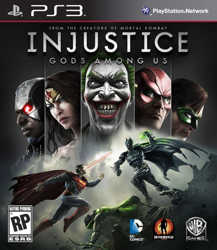Injustice: Gods Among Us (PS3)