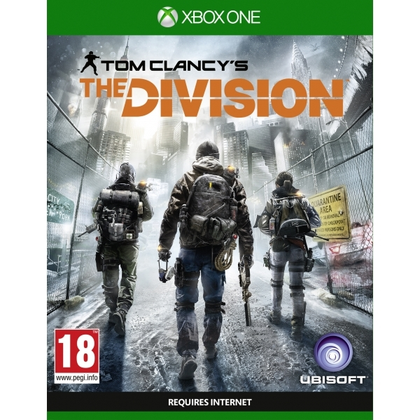 Tom Clancy's The Division CZ (Xbox One)
