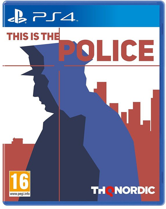 PS4 This is the Police (PS4)