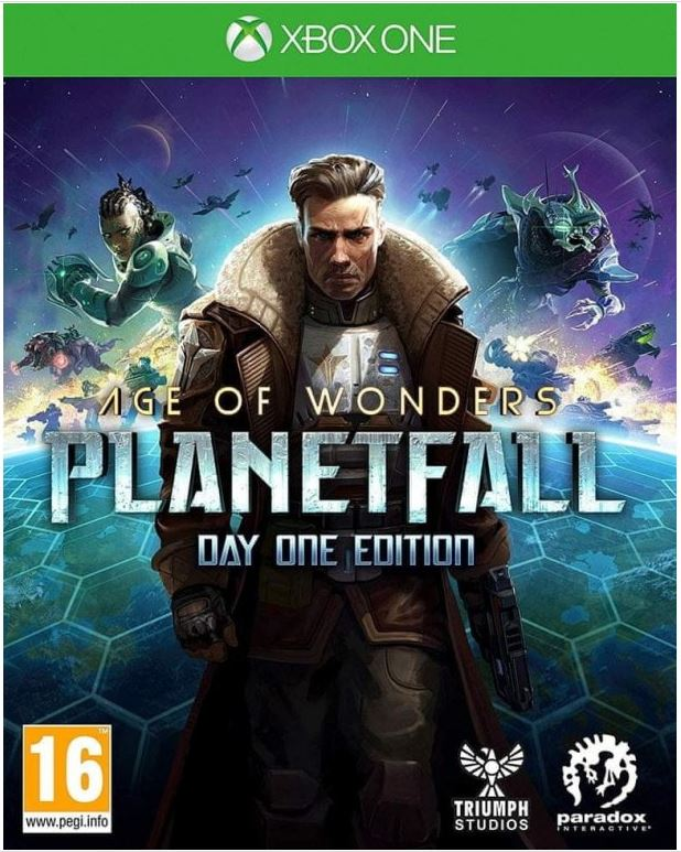 Age of Wonders Planetfall - Day One Edition (Xbox One)