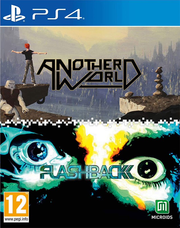 Another World and Flashback Compilation (PS4)