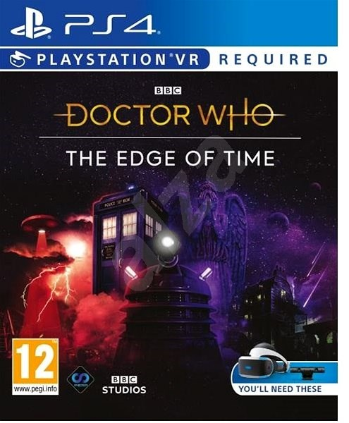 Doctor Who The Edge of Time VR (PS4)