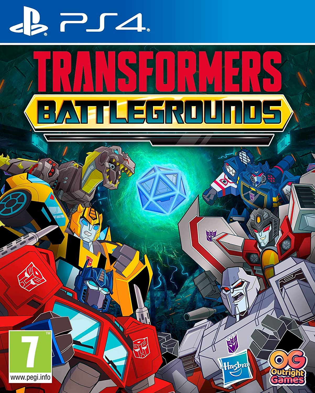 Transformers: Battlegrounds (PS4)