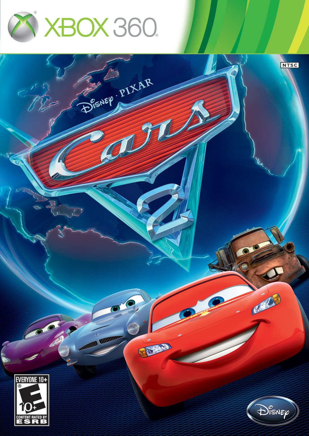 Cars 2 - Auta 2 (X360/XONE)