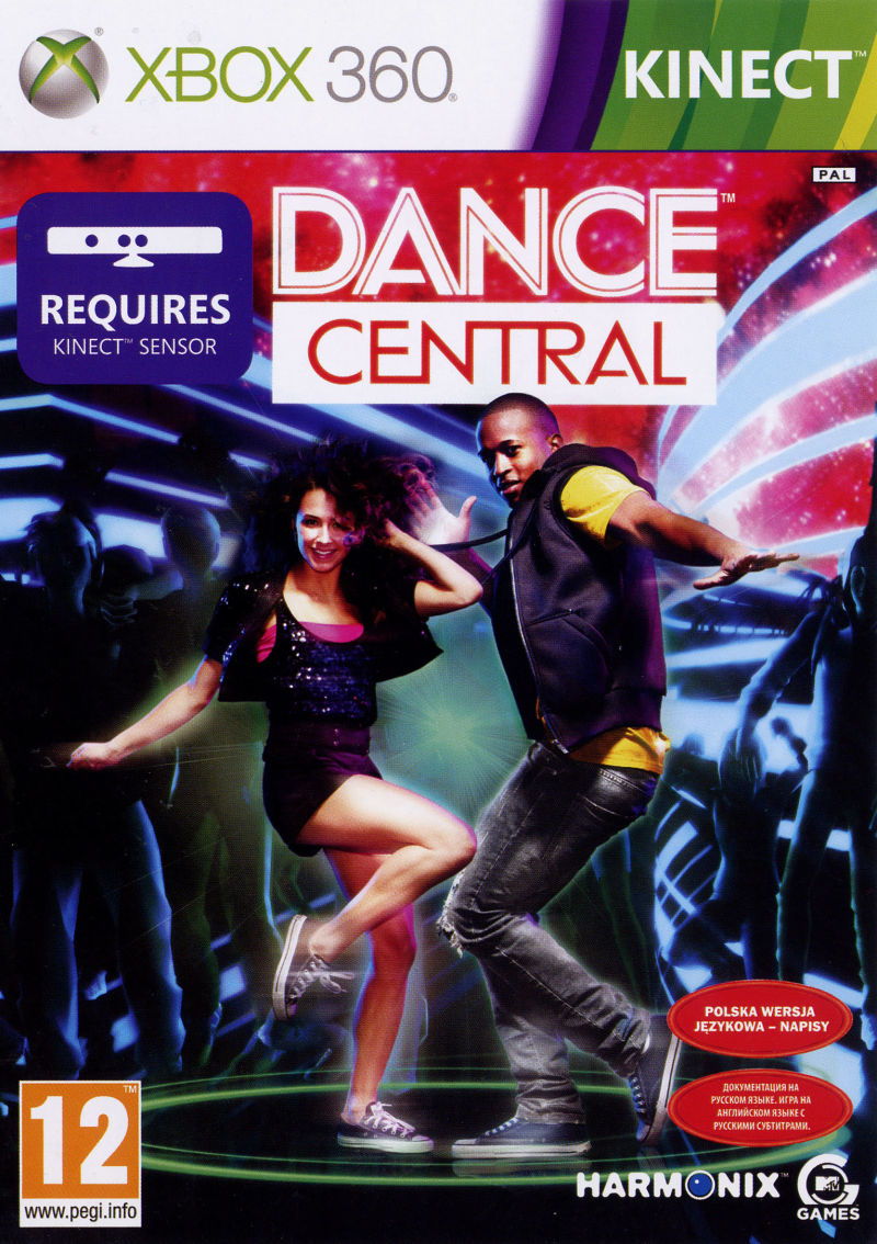 Dance Central (Kinect) (Xbox 360)