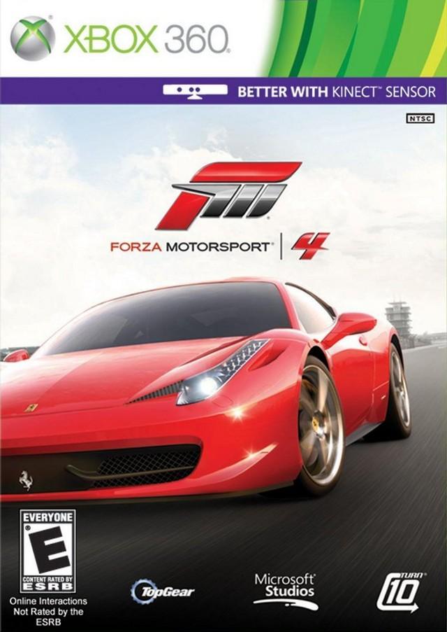 Forza Motorsport 4 CZ (Xbox 360)
