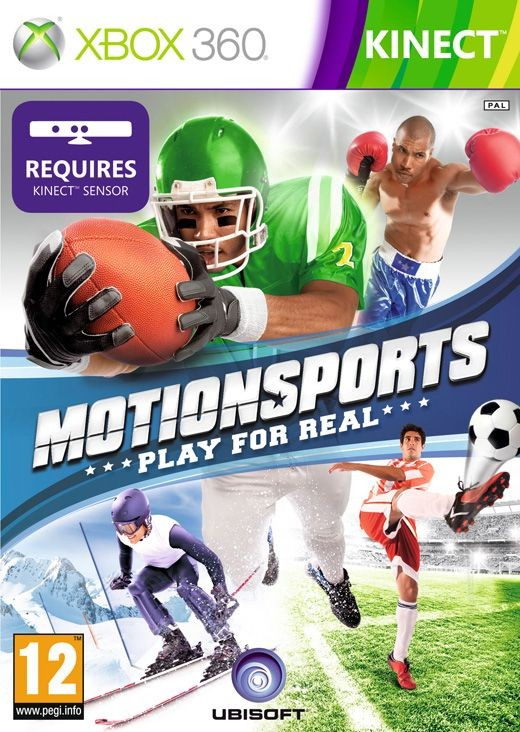 Motion Sports (Kinect) (Xbox 360)