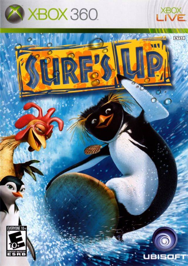 Surfs Up (Xbox 360)
