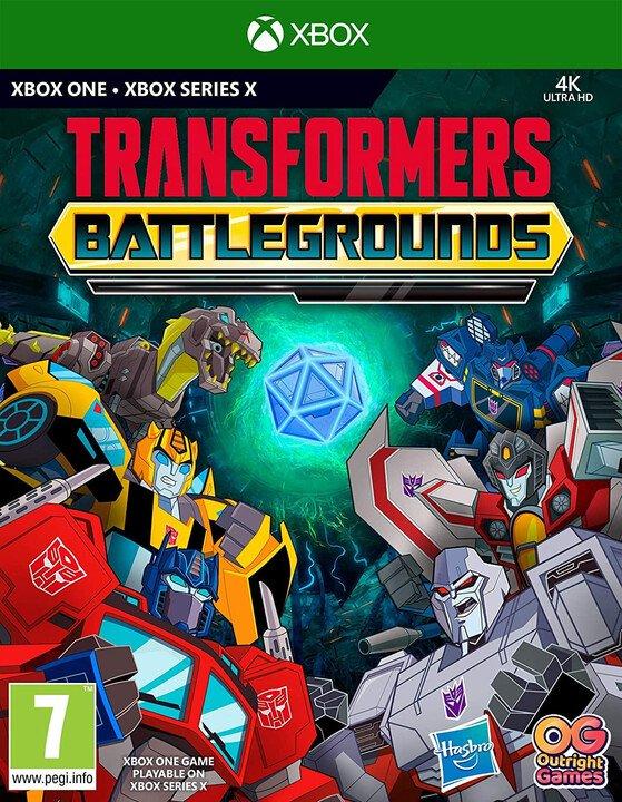 Transformers Battlegrounds (XONE/XSX)