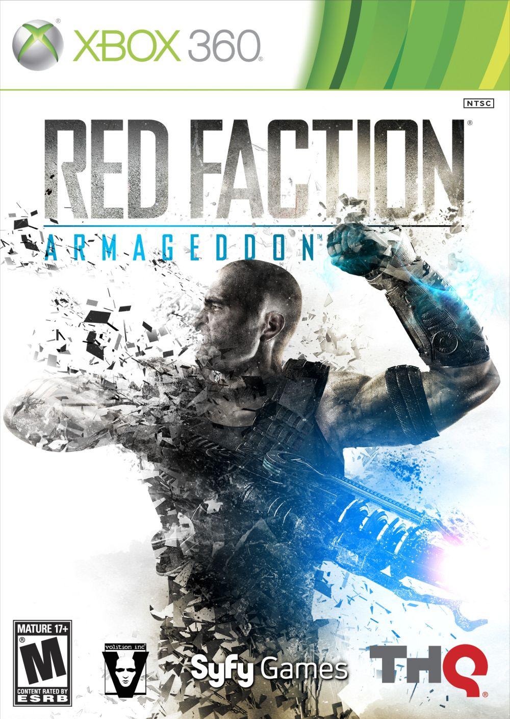 Red Faction: Armageddon (Xbox 360)