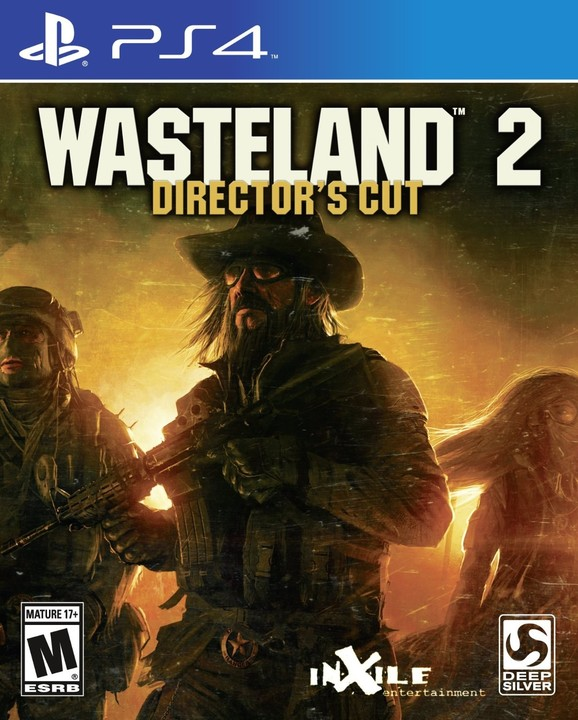 Wasteland 2: Director´s Cut (PS4)