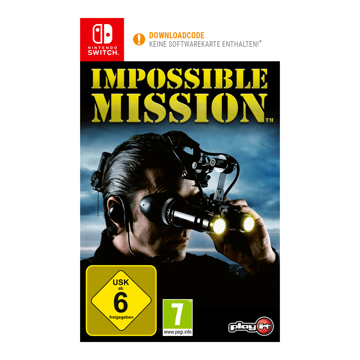 Impossible Mission (Nintendo Switch)
