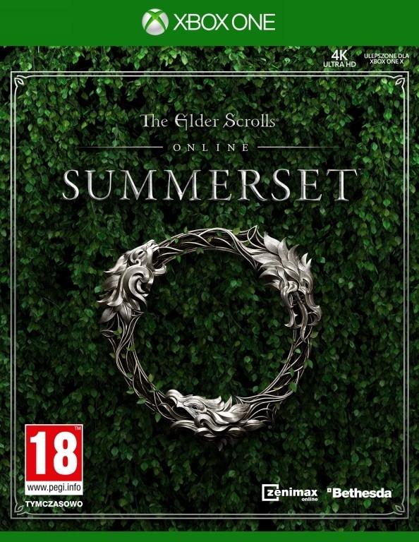 The Elder Scrolls Online: Summerset (Xbox One)