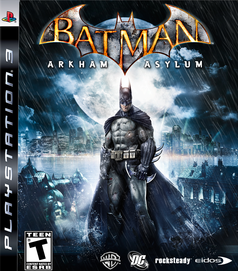 Batman: Arkham Asylum (PS3)
