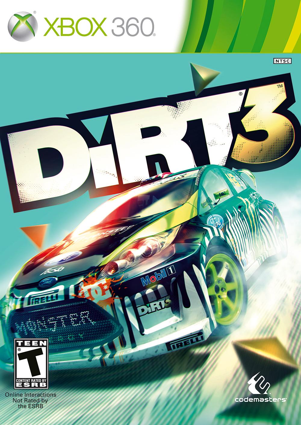 Dirt 3 (X360/XONE)