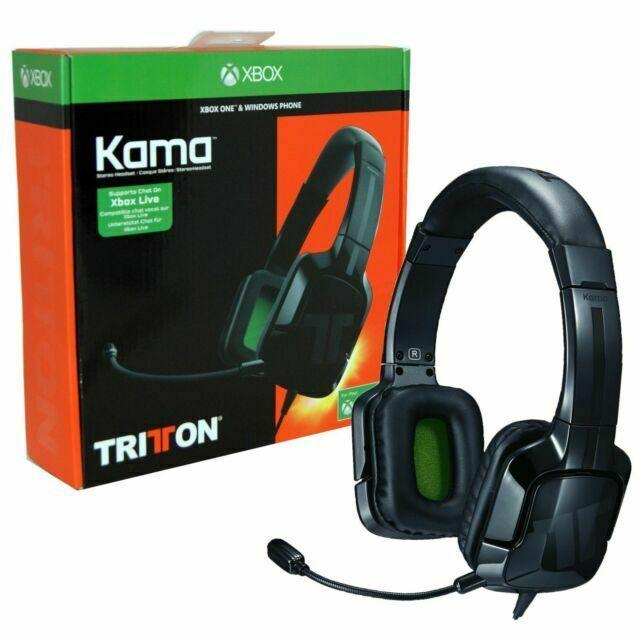 Herní sluchátka Tritton Kunai (Xbox One/PS4/Nintendo/PC)