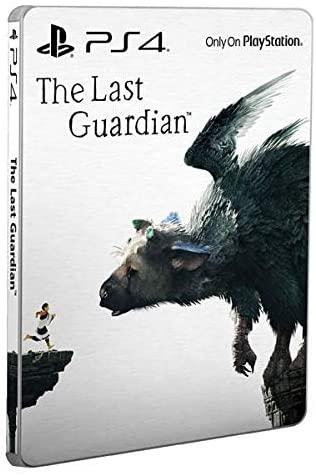 The Last Guardian SteelBook + Artbook (PS4)