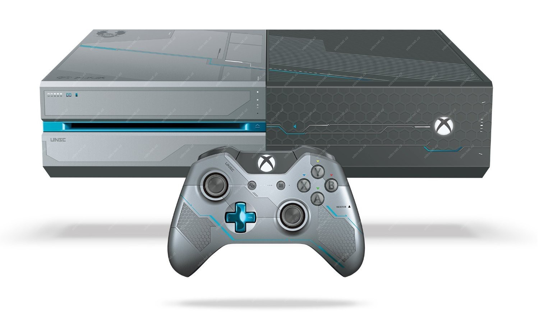 Microsoft Xbox One 1TB Halo 5 Guardians Limited Edition