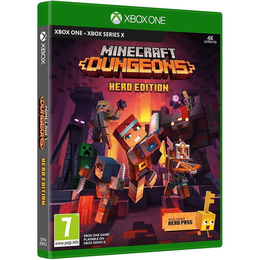 Minecraft Dungeons Hero Edition (XONE/XSX)
