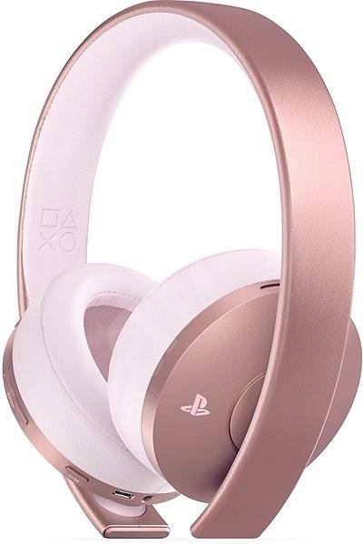 Sony Playstation Gold Wireless Headset (růžová)