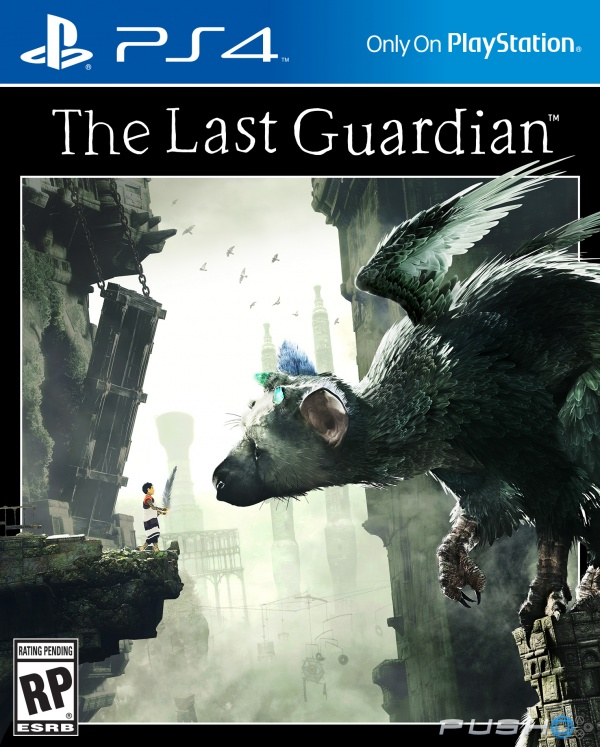 PS4 The Last Guardian (PS4)