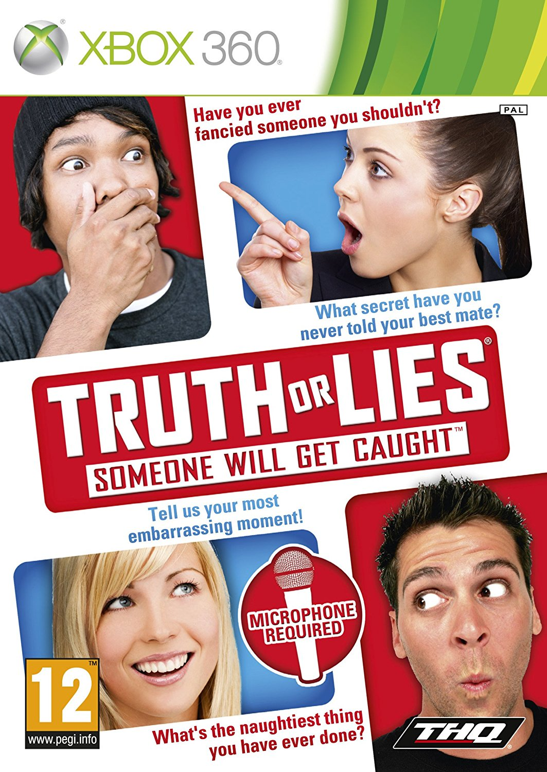 Truth or Lies (Xbox 360)