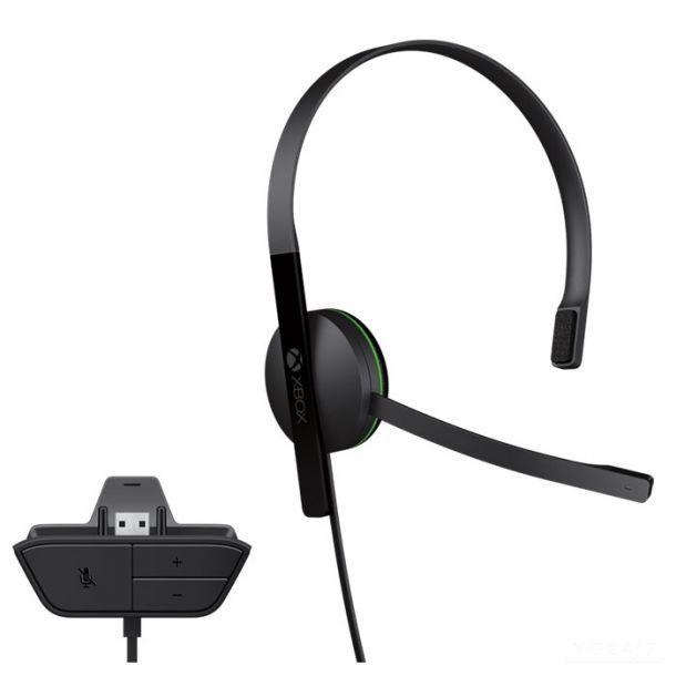 Xbox One Mono Headset (chat sluchátka)