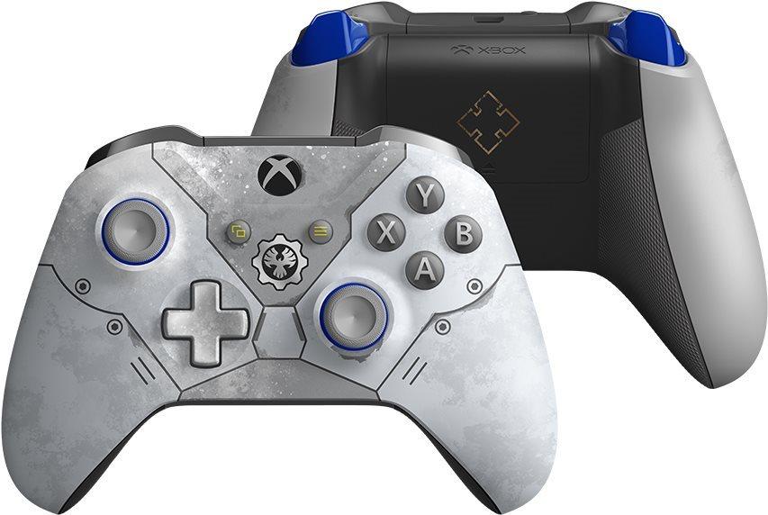 Microsoft Xbox One S Wireless Controller Gears 5 Kait Diaz