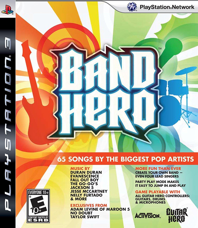 Band Hero (PS3)