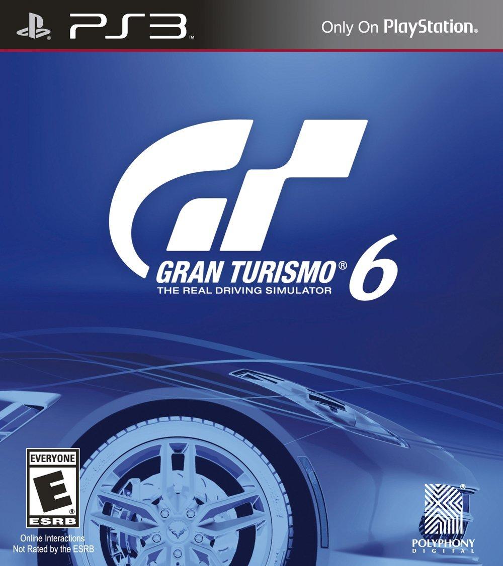 Gran Turismo 6 CZ (PS3)