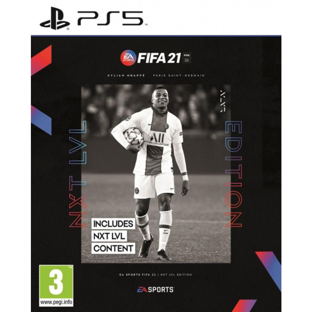 FIFA 21 NXT LVL Edition CZ (PS5)