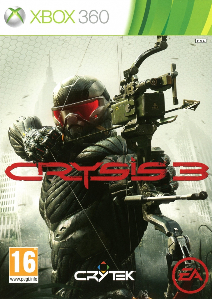 Crysis 3 - Hunter Edition CZ (Xbox 360)