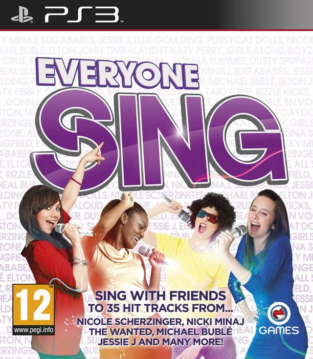 Everyone Sing (PS3)