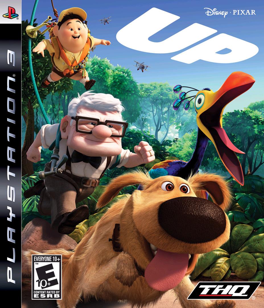 Up - Vzhůru do oblak (PS3)