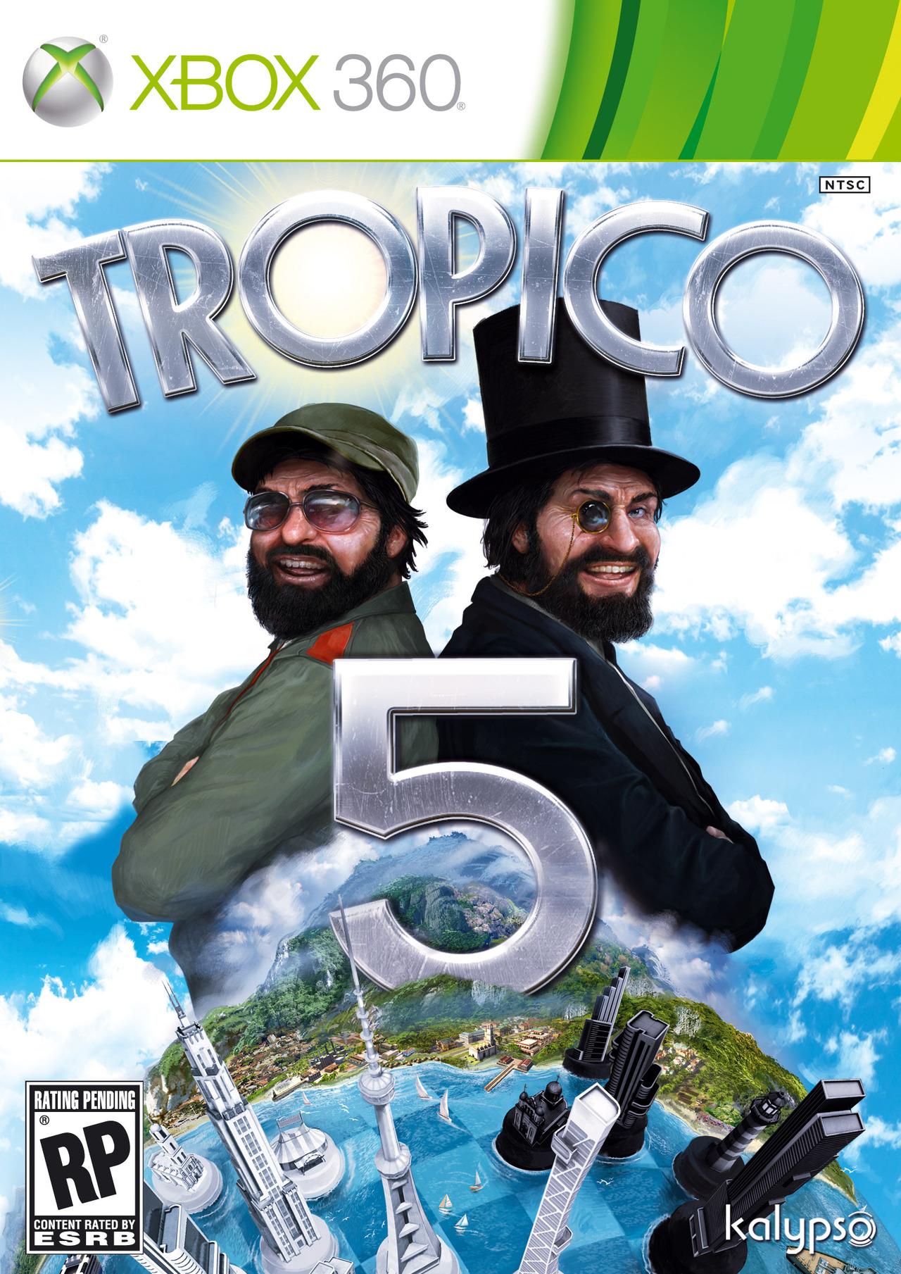 Tropico 5 Limited Edition (Xbox 360)