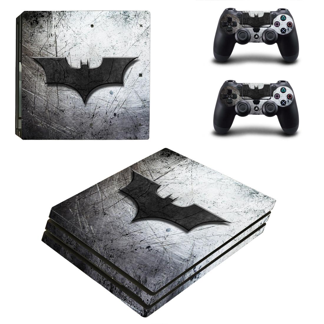 PS4 Pro Polep Skin Batman