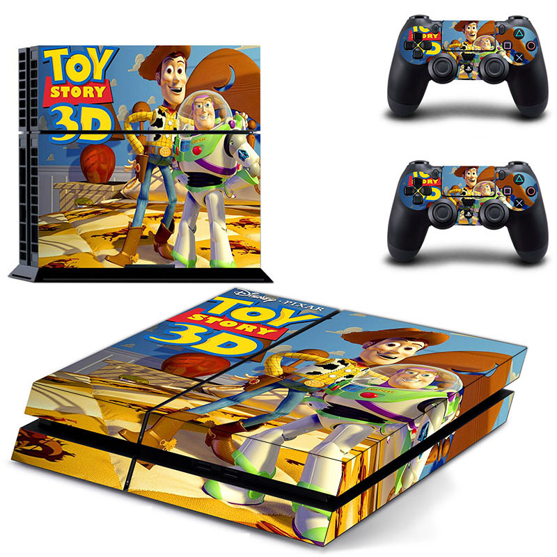 PS4 Polep Skin Toy Story