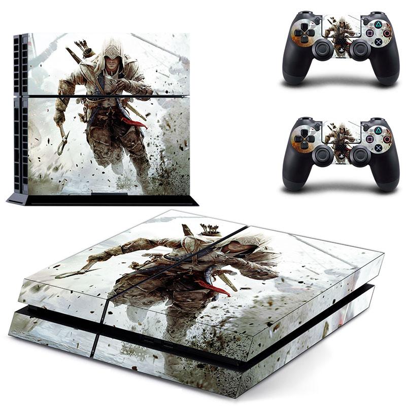 PS4 Polep Skin Assassins Creed