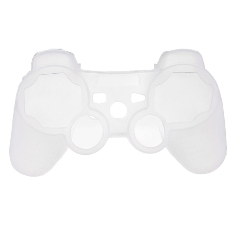 Silikonový obal na ovladač (PS3) Barva: bílý