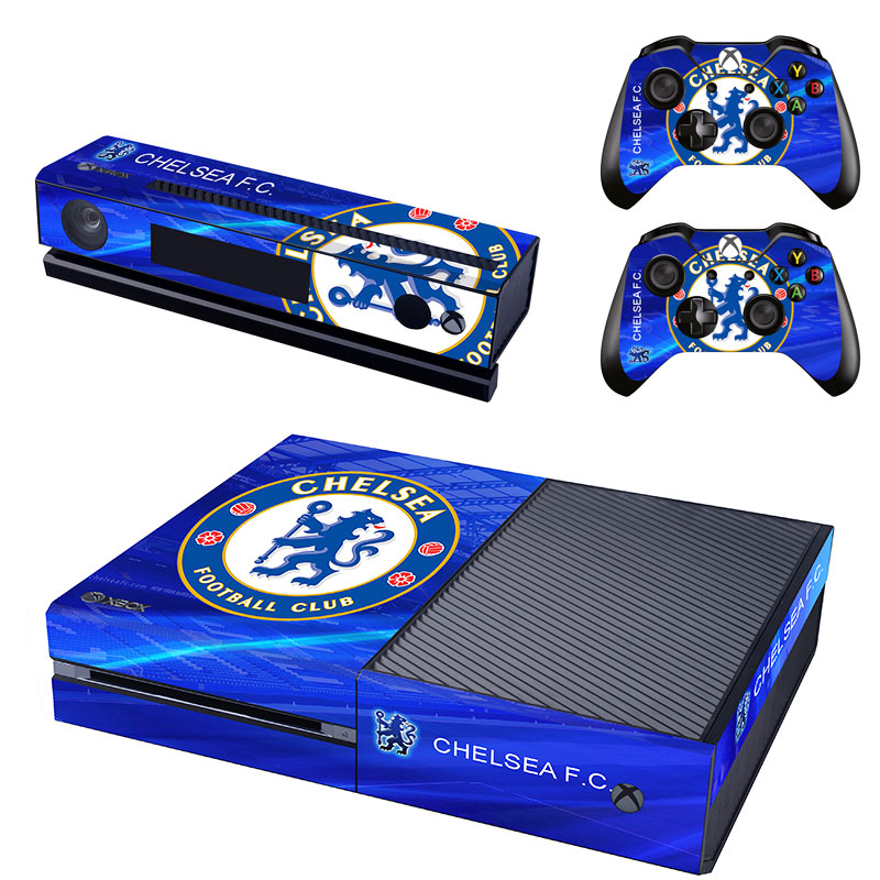 Xbox One Polep Skin Chelsea FC